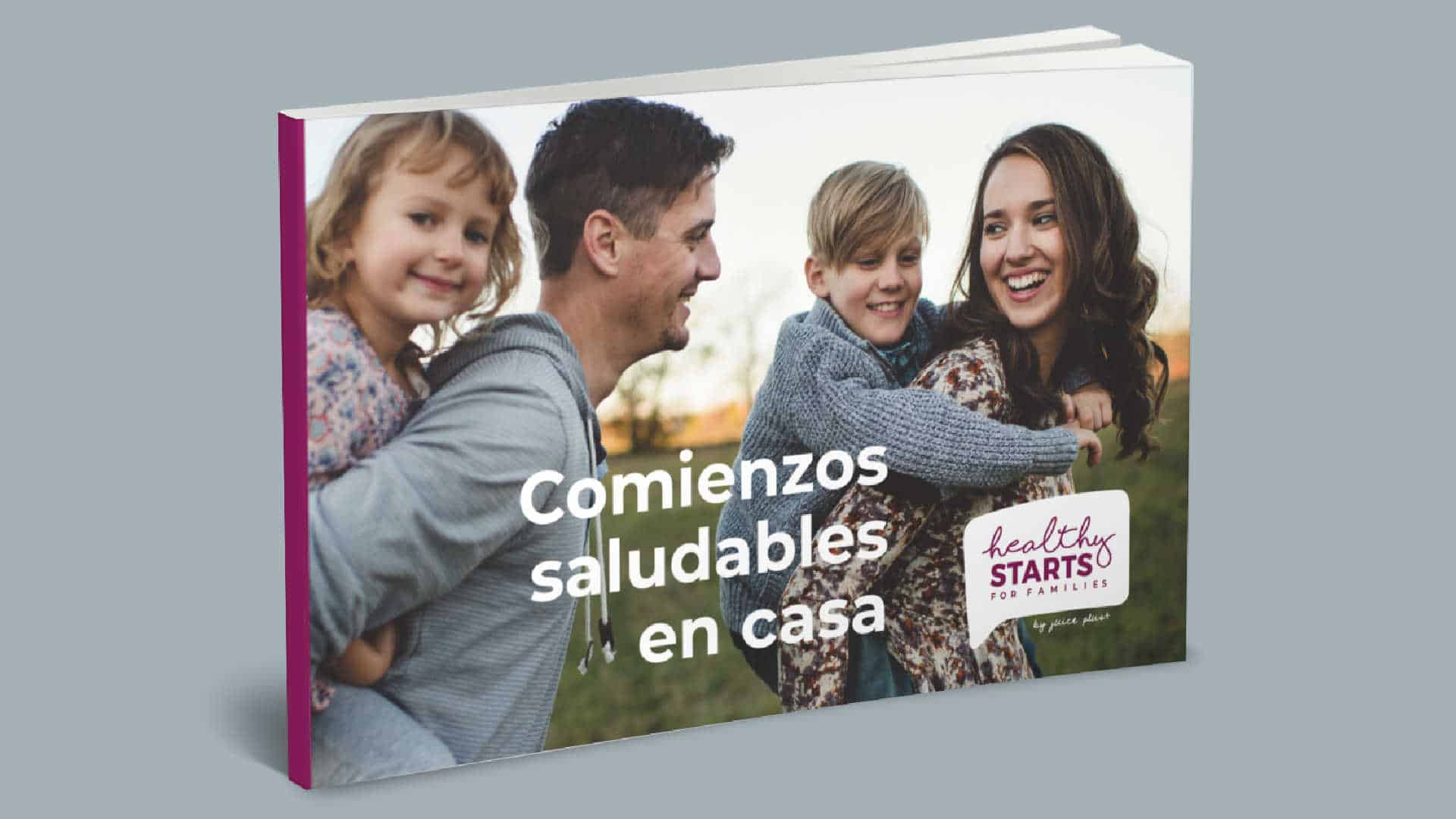 Healthy Starts at Home Brochure